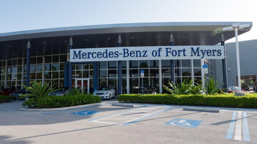 Mercedes benz of fort myers 136 photos 11 reviews for Mercedes benz dealers south florida