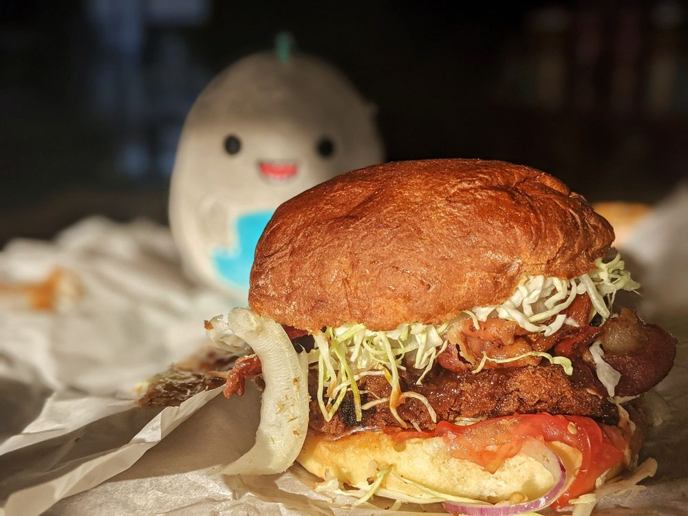 Photo of Katsu Burger: Lynnwood, WA