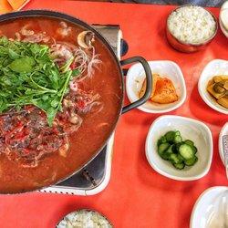 mom s korean food 128 photos 88 reviews korean 612. Black Bedroom Furniture Sets. Home Design Ideas