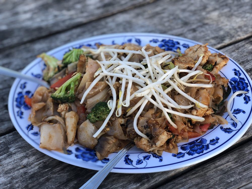 Drunken noodle: 3584 SE Powell Blvd, Portland, OR