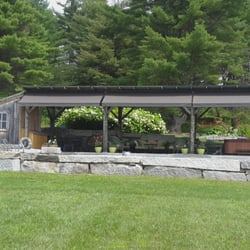 Photo Of Otter Creek Awnings   Williston, VT, United States. Awning Along  Front