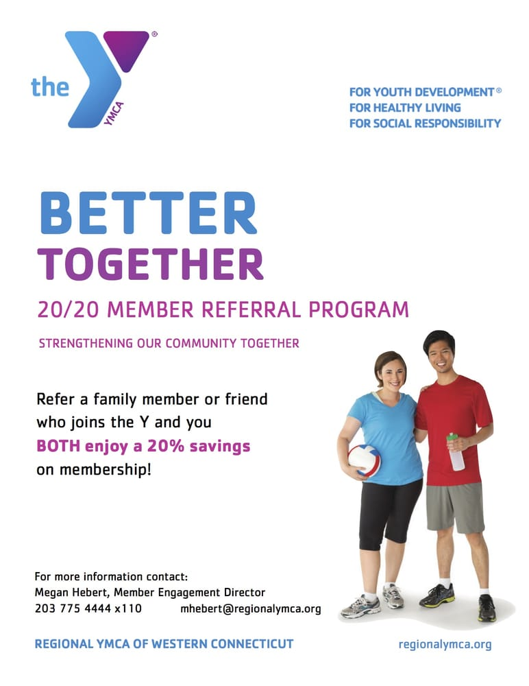Regional YMCA of Western Connecticut- Greenknoll Branch: 2 Huckleberry Hill Rd, Brookfield, CT