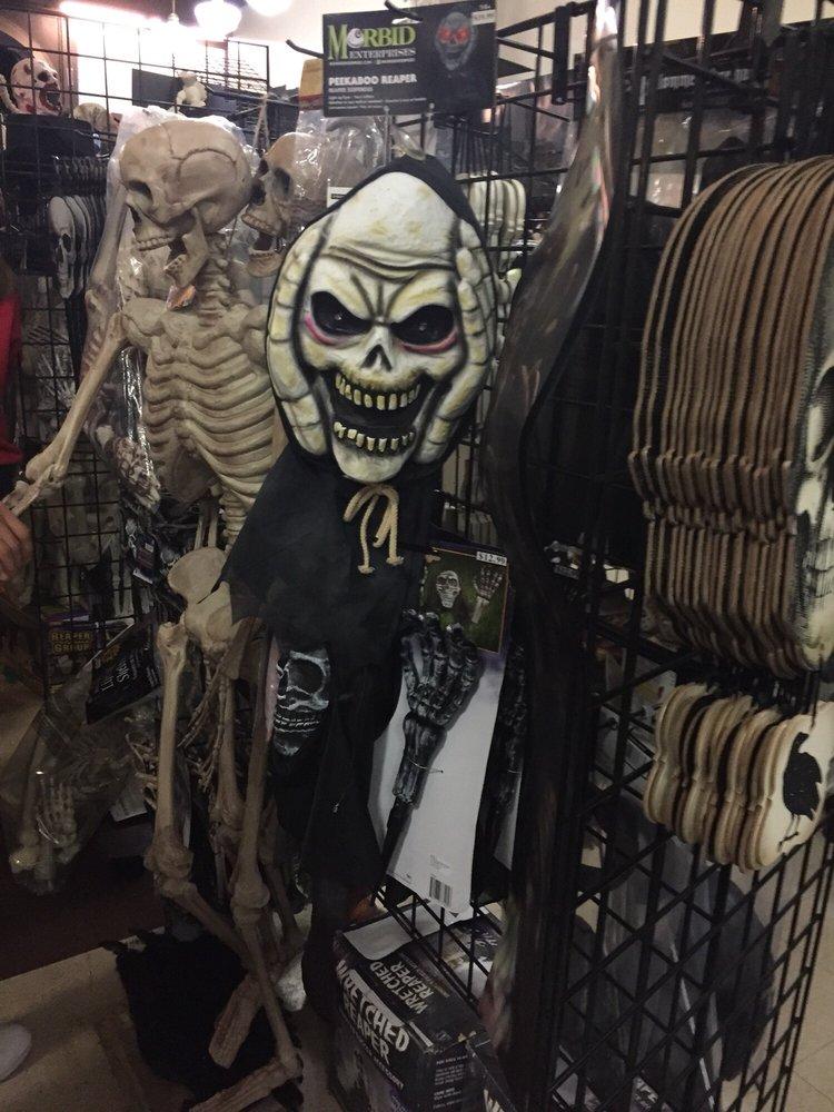 Halloween City: 356 Boylston St, Boston, MA