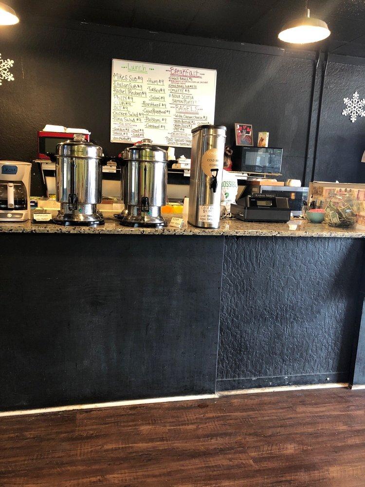 Bagel World Deli & Coffee Cafe: 1301 S Patrick Dr, Satellite Beach, FL