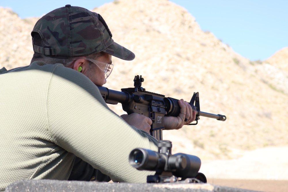 High Desert Rod and Gun Club: 8046 Yucca Park Rd, Yucca Valley, CA