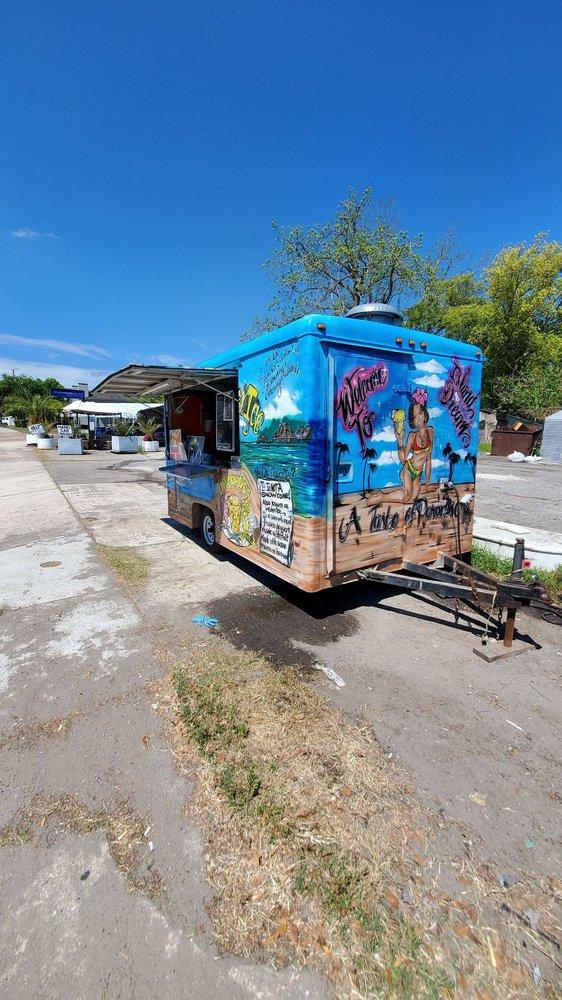 Island Dream Food Truck: 7841 Lem Turner Ave, Jacksonville, FL