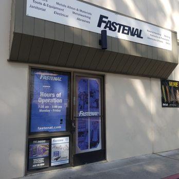 Fastenal - Hardware Stores - 3280 Edward Ave, North San Jose