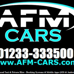 Afm Cars Private Hire Taxis