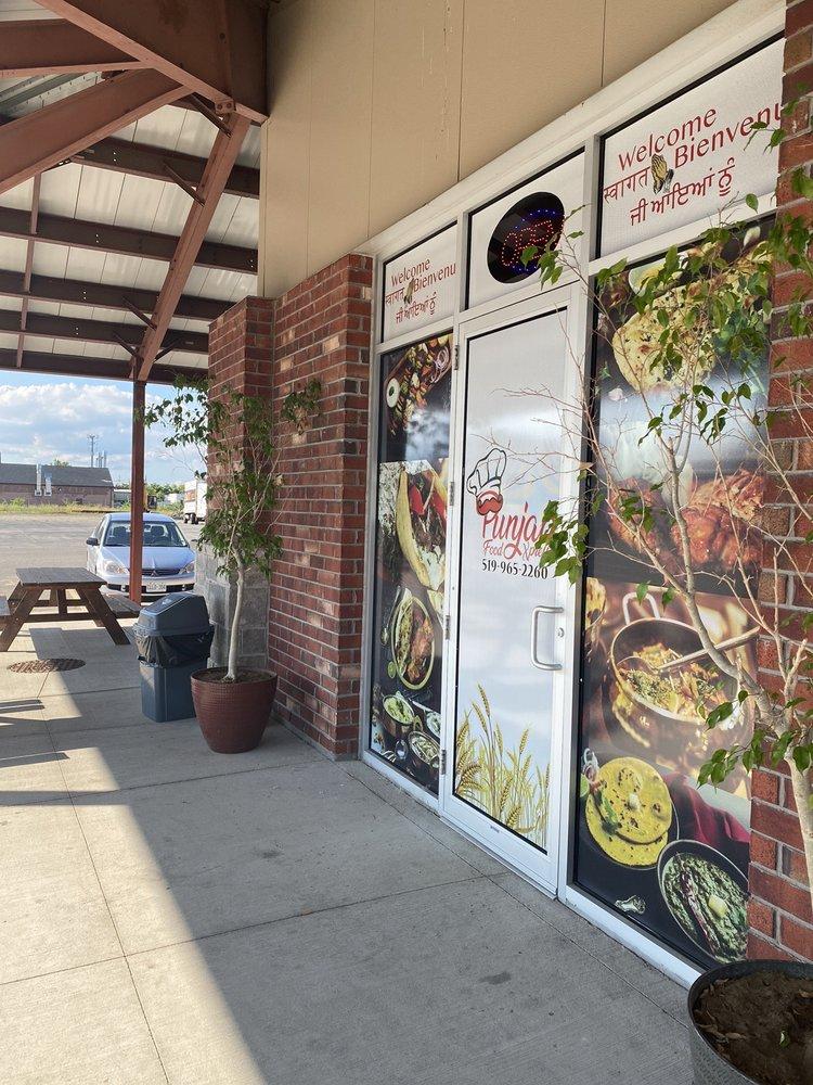 Punbjab Food Express: 1030 Walker Road, Windsor, ON