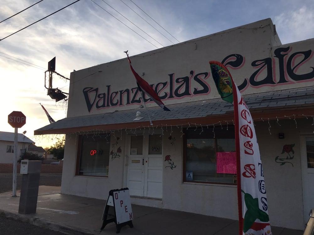 Valenzuela's Cafe: 224 Chestnut St, Needles, CA