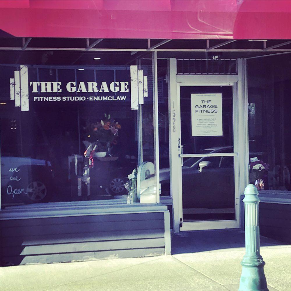 The garage fitness billeder cardio træning