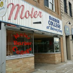 Moler Barber College of Hair Styling - Barbers - 16 8th St S, Fargo ...