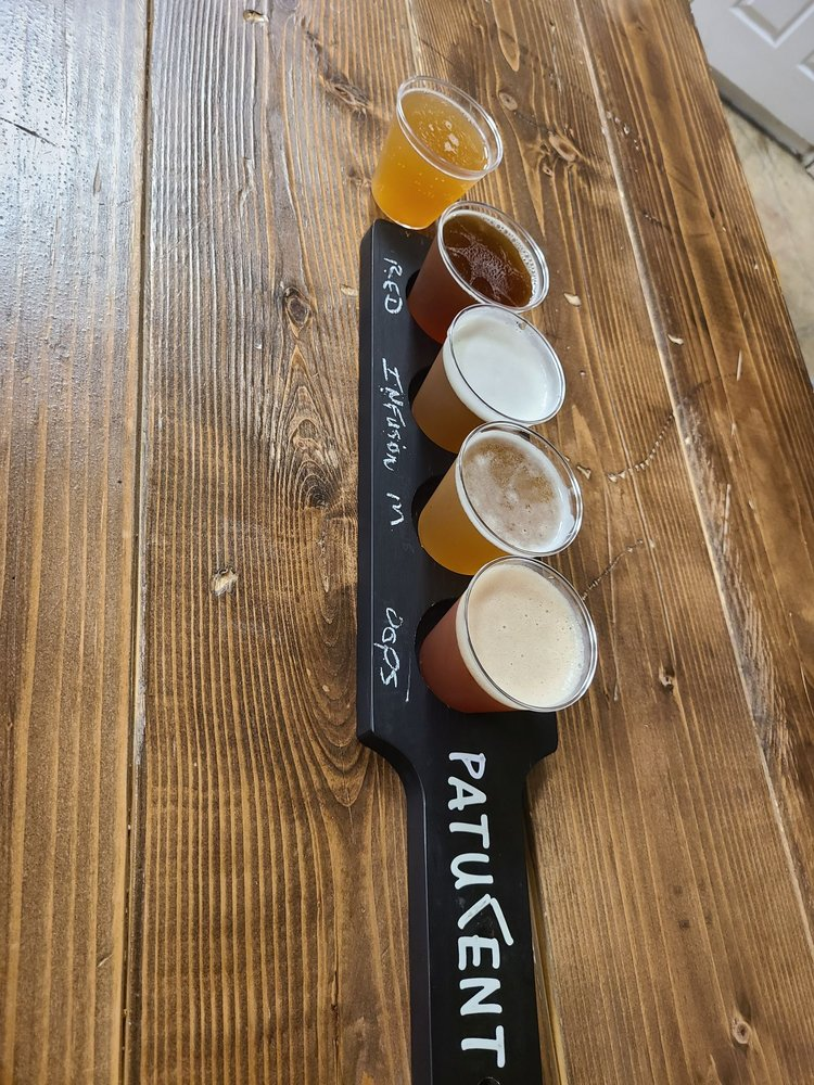 Patuxent Brewing: 70 Industrial Park Dr, Saint Charles, MD