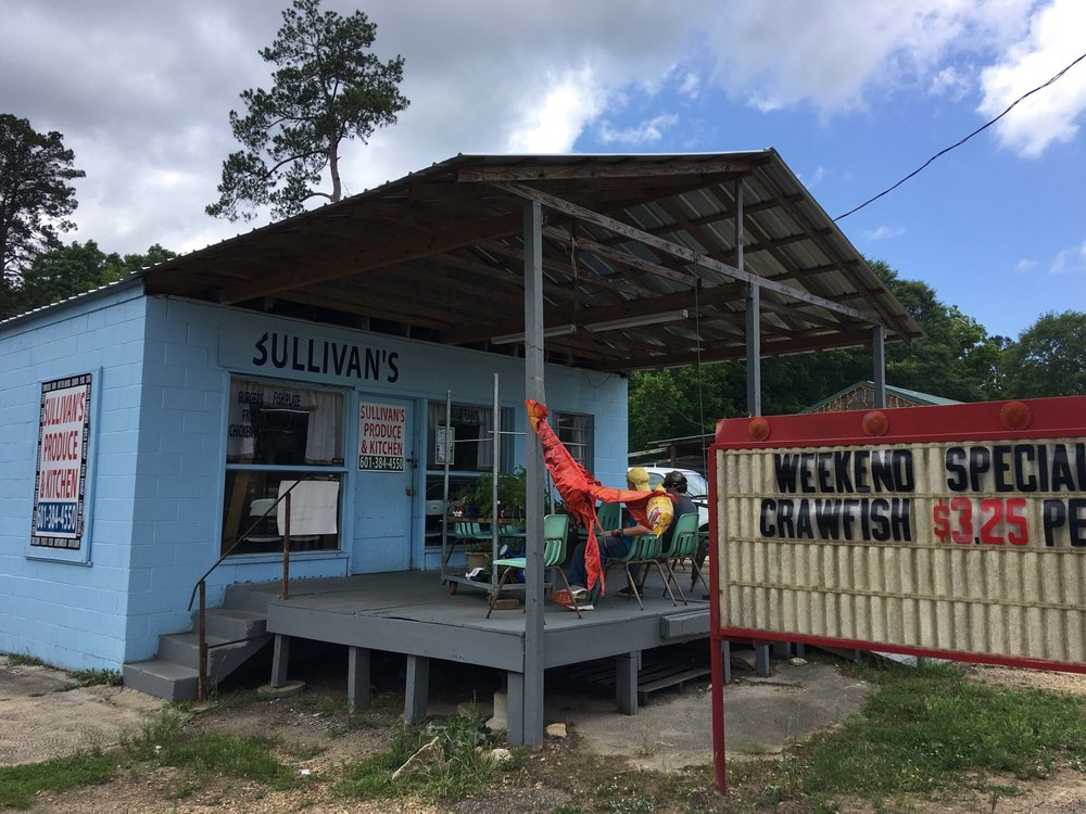Sullivan's Kitchen: 7 2nd St, Meadville, MS