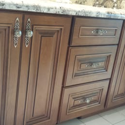 Photo Of Sapphire Cabinet Doors   Denver, CO, United States. Cerry Cabinet  Refacing