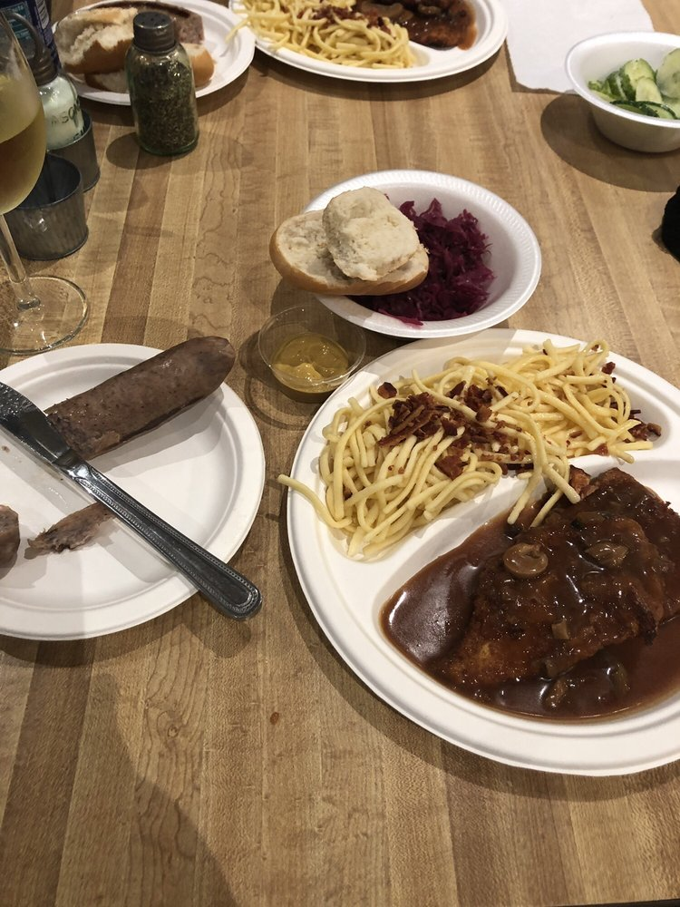 The German Table: 158 N Loudoun St, Winchester, VA