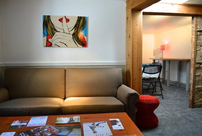 Studio 286: 286 Fair St, Kingston, NY