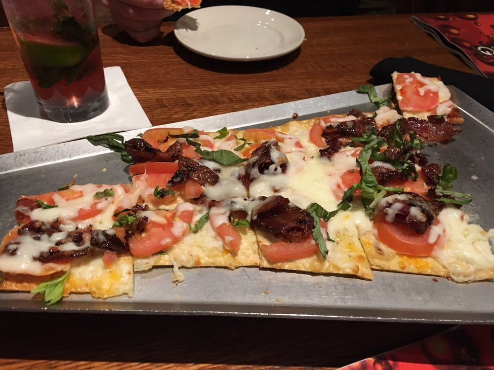 Granite City Pictures Food Flatbread