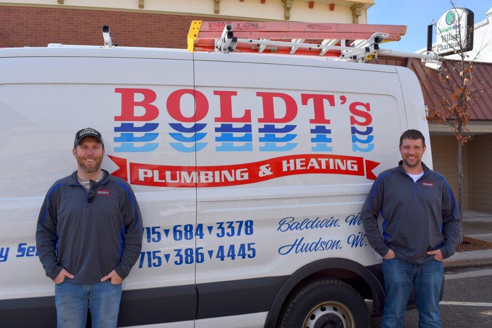 Boldt's Plumbing & Heating: 820 Main St, Baldwin, WI