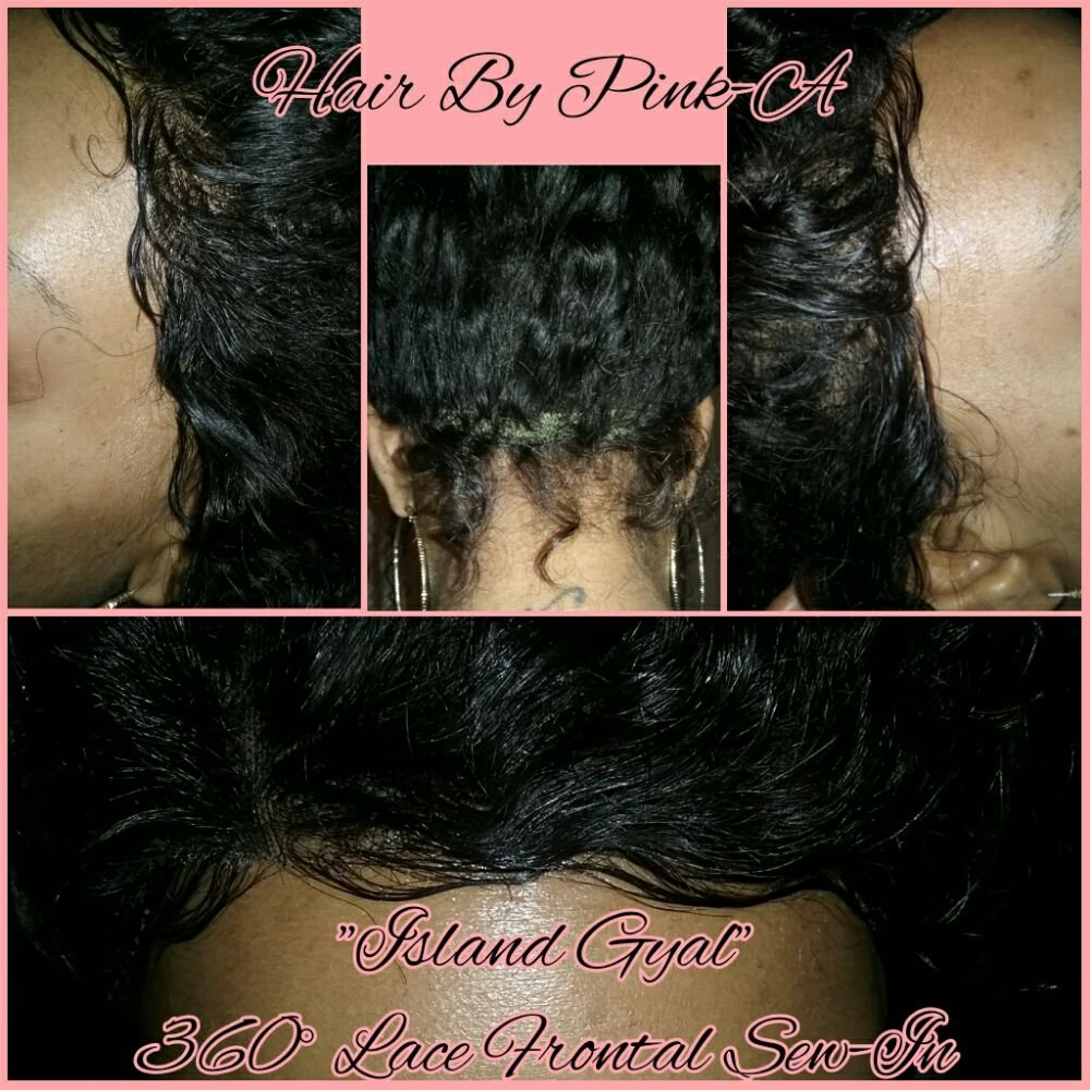 Hair By Pink-A: Columbia, SC