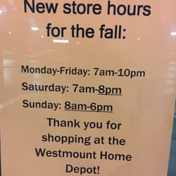 Home Depot Hardware Stores 604 1 Westmount Shopping Centre NW
