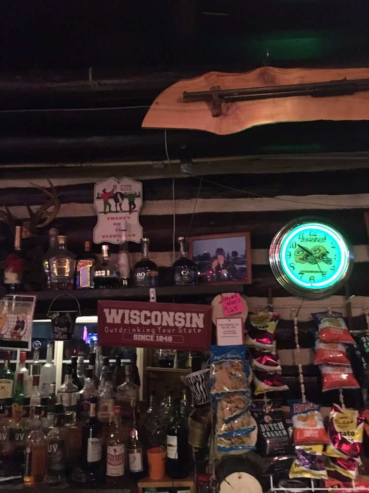 Howling Dog Saloon: 396 S US Hwy 51, Manitowish Waters, WI