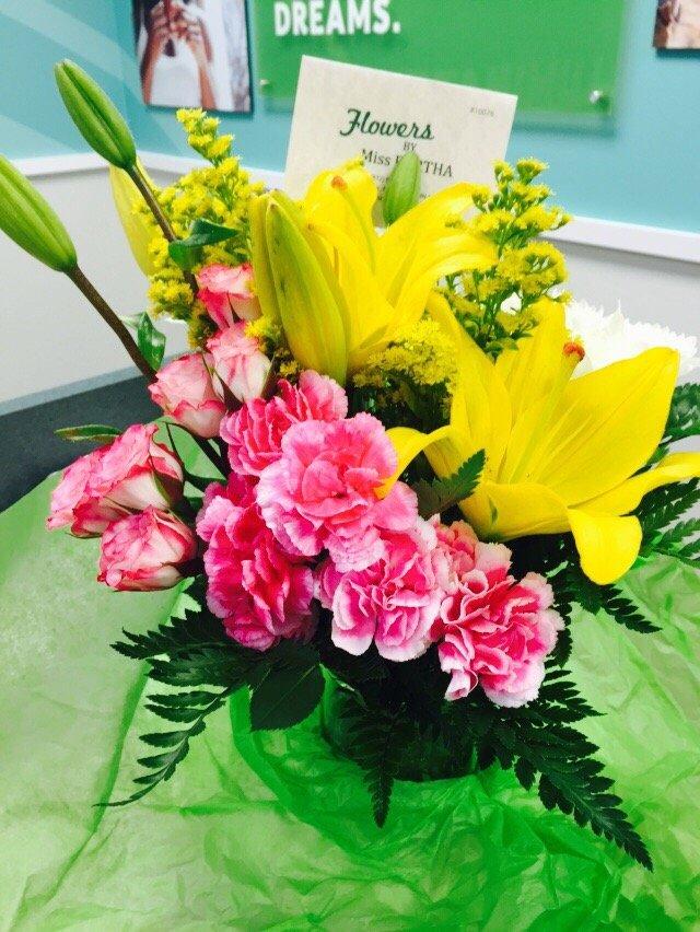 Flowers By Miss Bertha