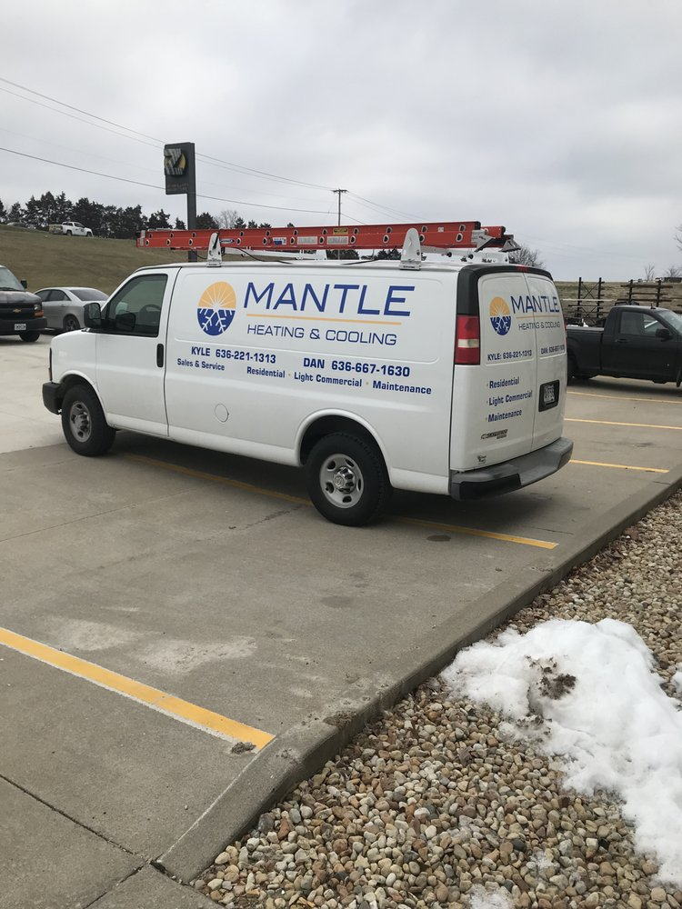 Mantle Heating & Cooling: 638 Parmentier Estates Dr, Washington, MO