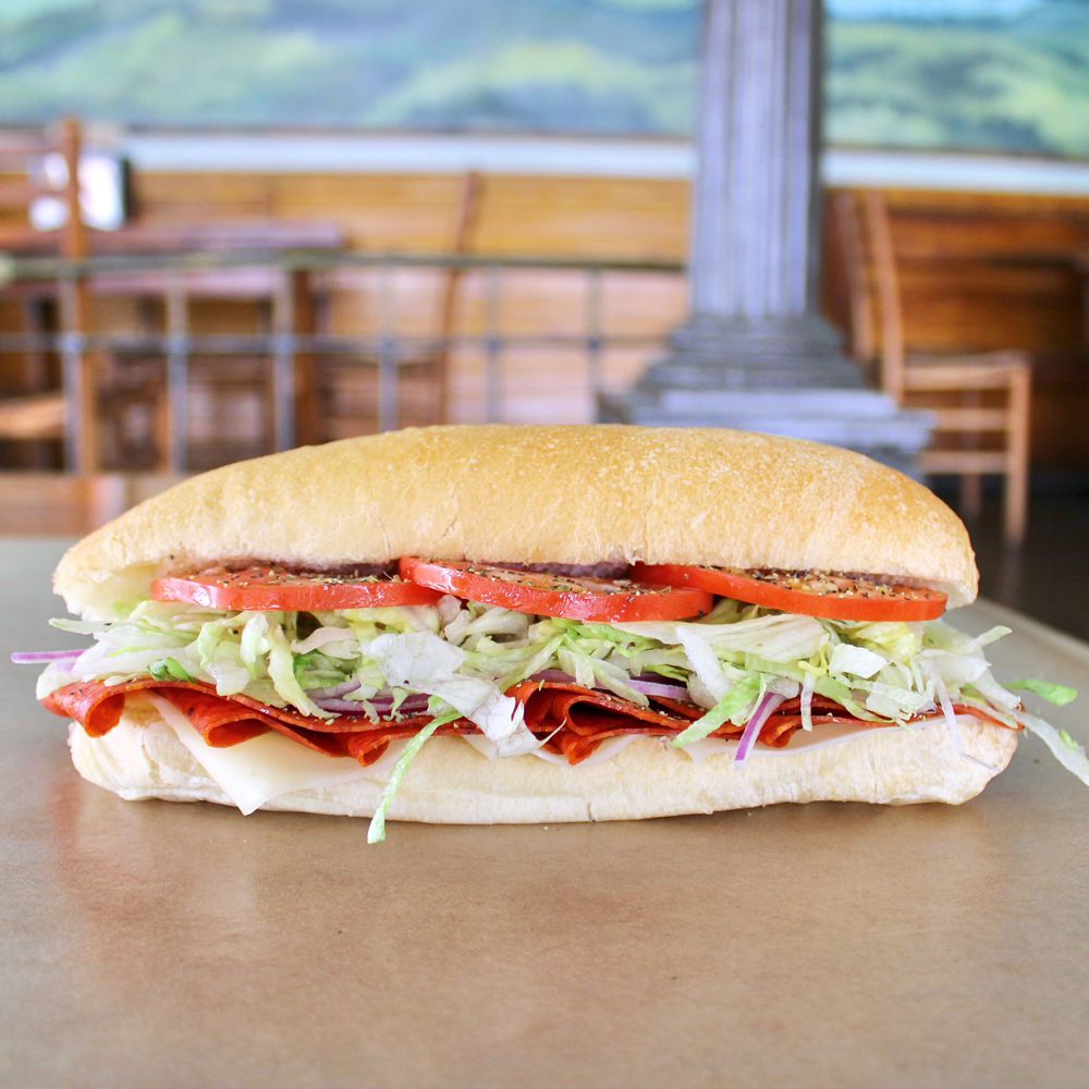 The Great Outdoors Sub Shop: 242 W Campbell Rd, Richardson, TX