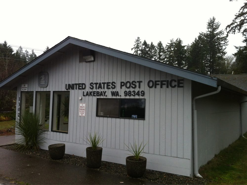 Us post office post offices 1302 key peninsula hwy n - United states post office phone number ...