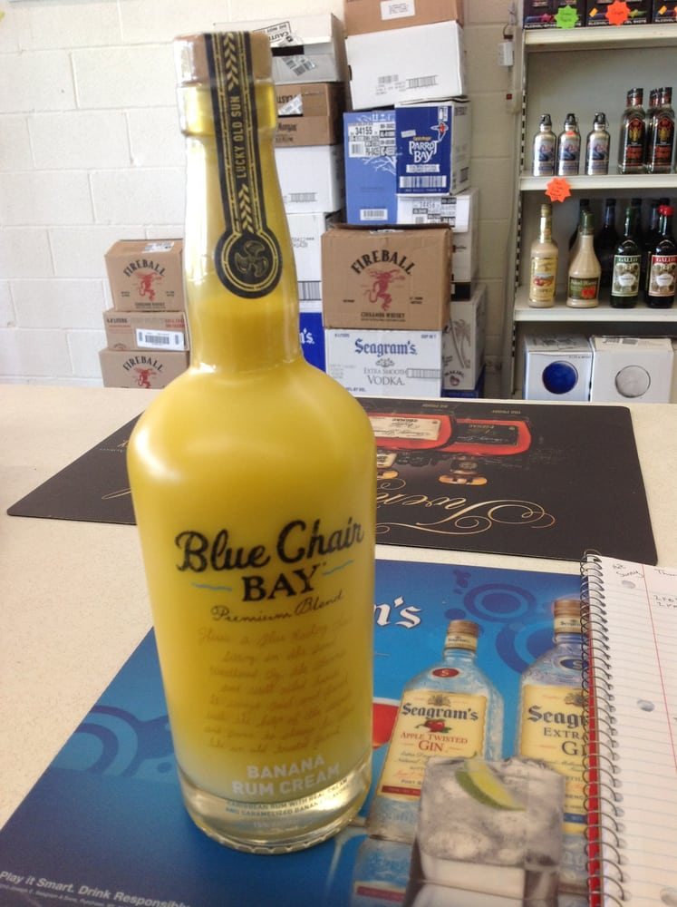 we have all flavors of kenny chesney s blue chair bay rum in stock