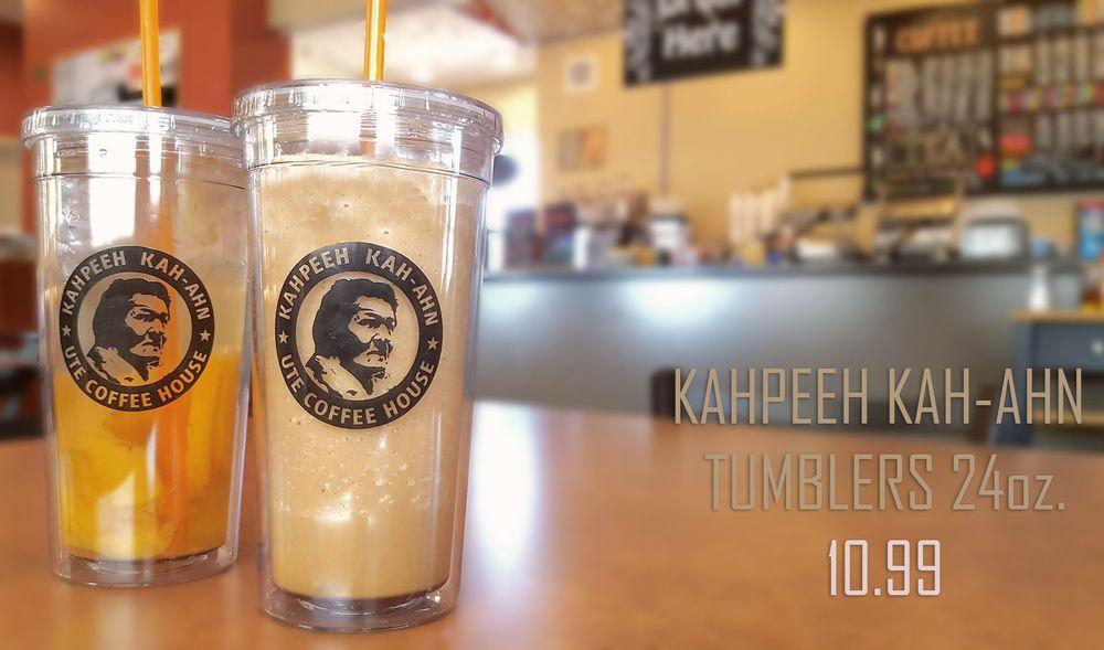 Kahpeeh Kah-ahn Ute Coffee House: 7550 E Hwy 40, Fort Duchesne, UT