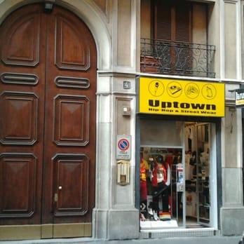 Uptown Abbigliamento Sportivo Via Palazzi Lazzaro 4 Palestro