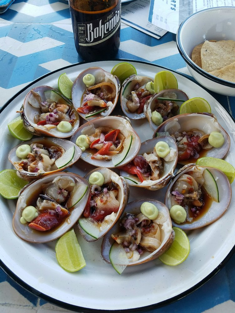 Chocolate Clams | The Best Food in Mexico