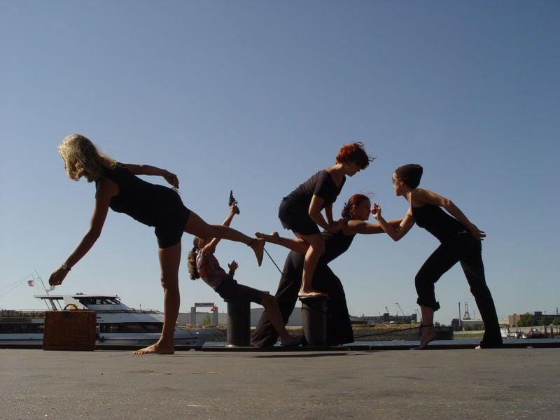Training für Tanz Entspannung Fitness