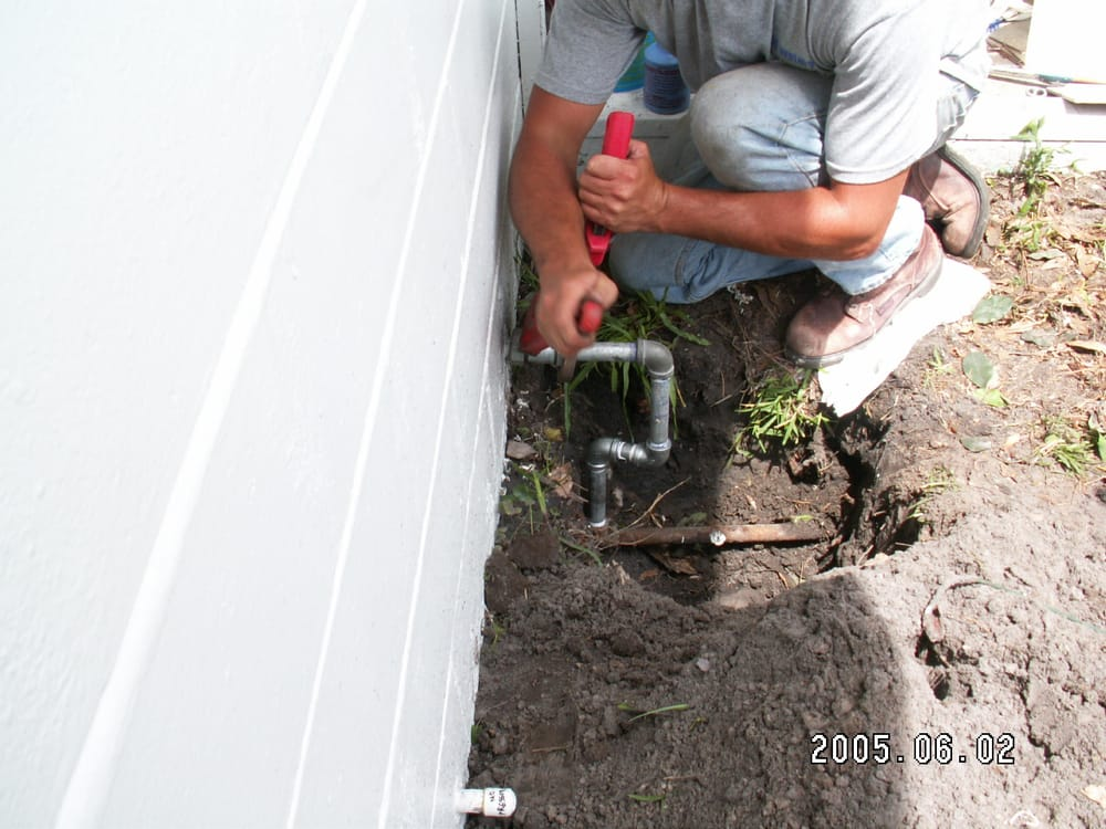 Terry Vereen Plumbing 13 Reviews Plumbers 2690