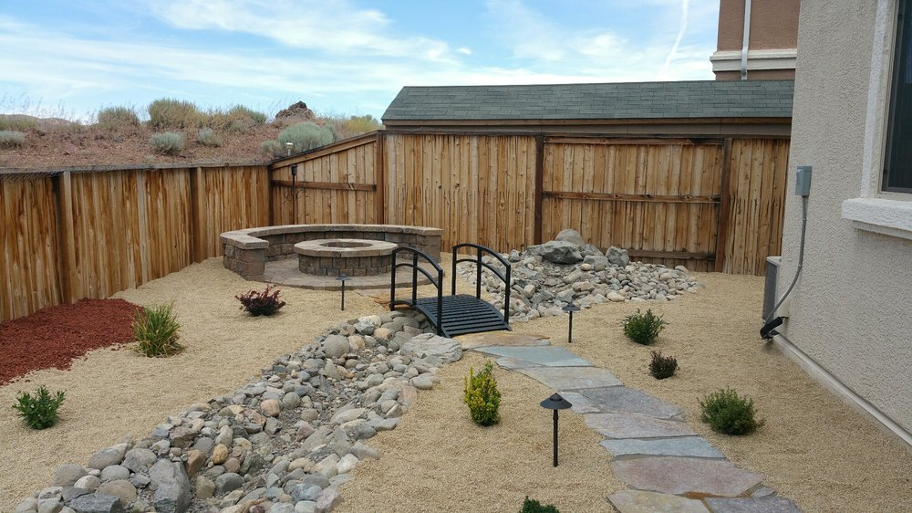 Photo Of Mayan Lawn And Landscaping   Reno, NV, United States. D.G.,