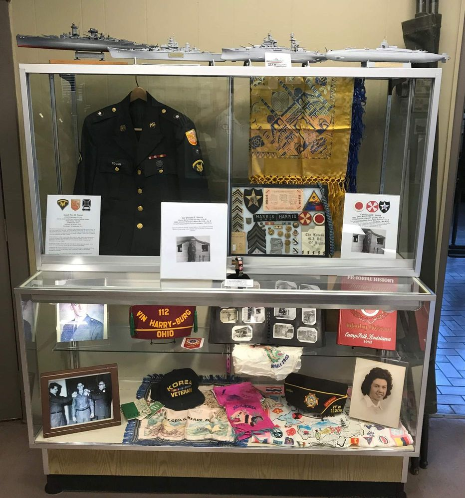 Central Ohio Military Museum: 1010 High St, Harrisburg, OH