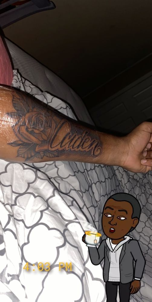 Heart and Hammer Tattoo Company: 301 E Broad St, Dunn, NC
