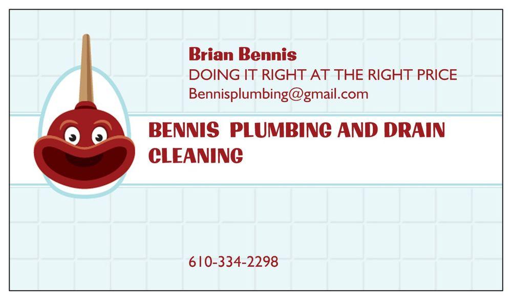 Bennis Plumbing: 554 Wyatt Dr, Blandon, PA