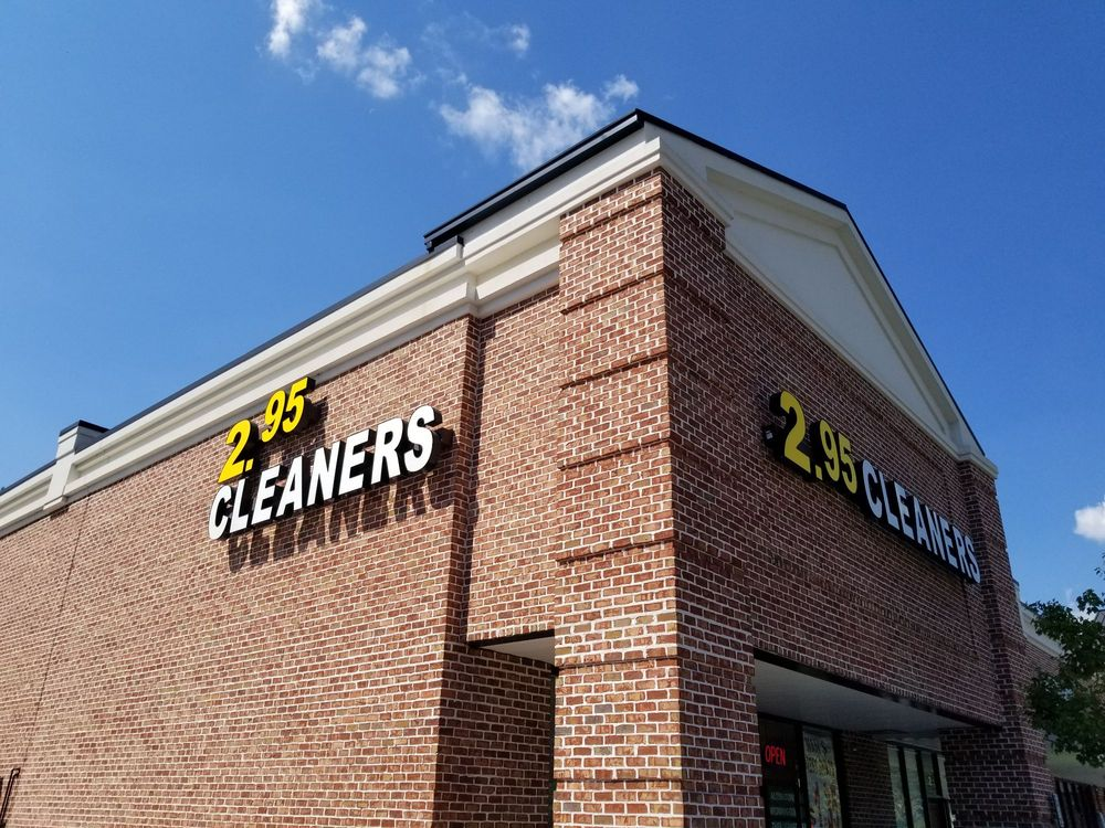 Two Ninety Five Dry Cleaners: 4158 Washington Rd, Evans, GA