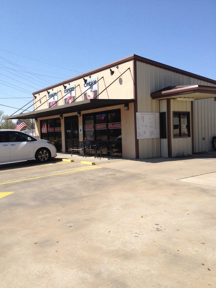 Donuts Coffee & Cream: 4811 Highway 28 E, Pineville, LA