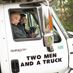 TWO MEN AND A TRUCK Kitchener, Cambridge, Waterloo - Movers - 225 ...