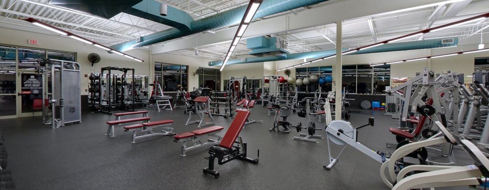Ames Fitness Center- North: 2622 Stange Rd, Ames, IA