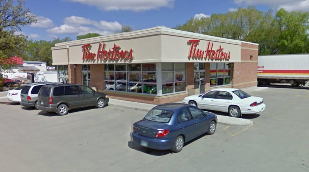 Tim Hortons: 805 Thornhill Street, Morden, MB