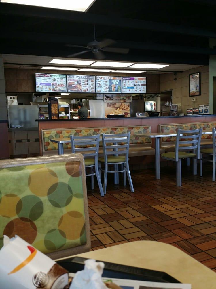 Burger King: 5310 S Sunland Gin Rd, Eloy, AZ