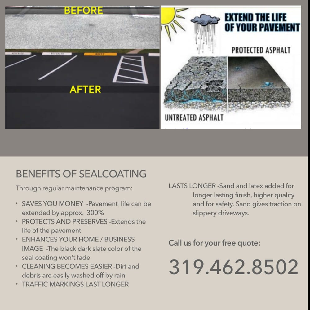 Best Quality Sealcoating: 12880 225 E St, Neponset, IL