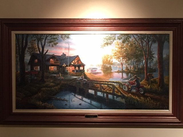 Benson Fine Art: 21170 W Linwood Dr NE, Wyoming, MN
