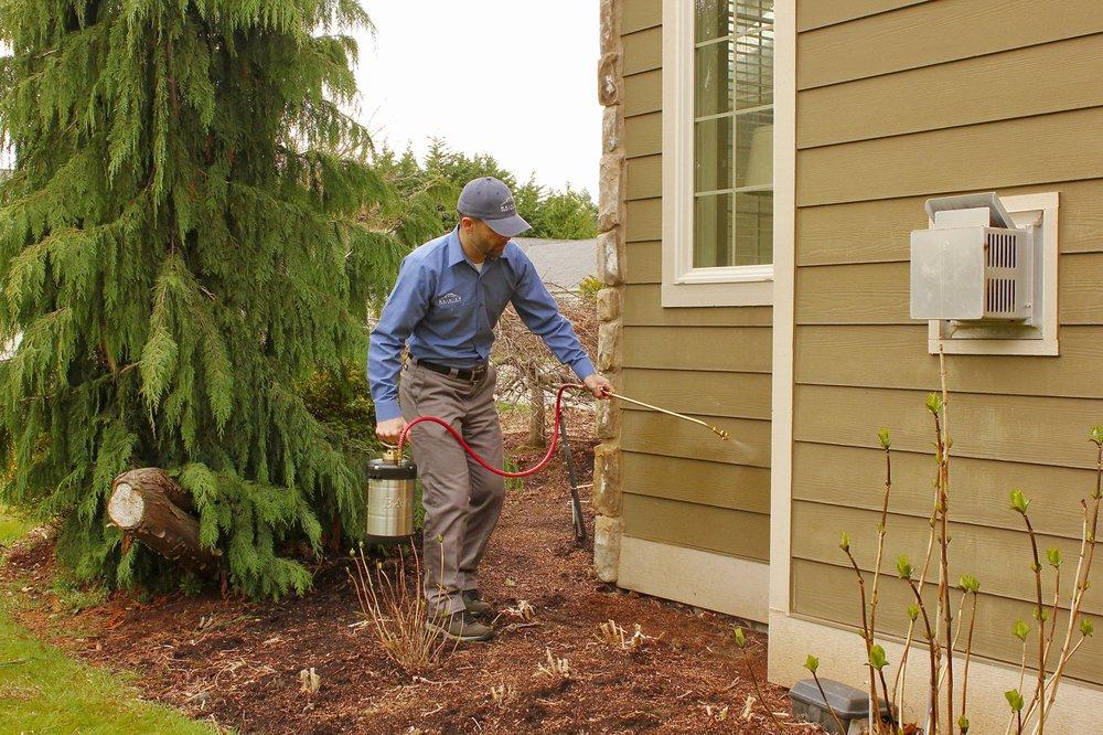 Rainier Pest Control: 6405 111th St NW, Gig Harbor, WA