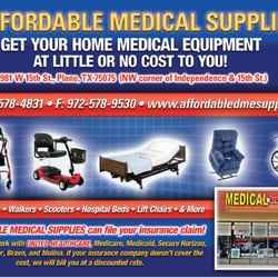 Affordable Medical Supplies - Medical Supplies - 2731 W 15th
